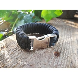 Outdoor bracelet 1.0 | black