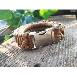 Outdoor bracelet 1.0 | beige
