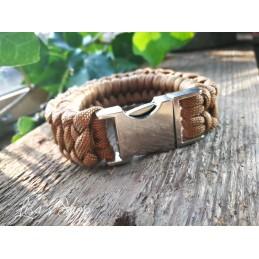 Outdoor bracelet 1.0 | beige