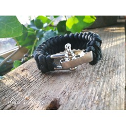 Outdoor bracelet 2.0 | black